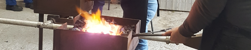 Blacksmithing for Beginners Workshop